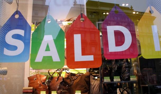 Распродажи в Милане