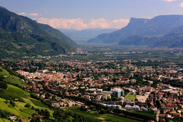 Мерано Италия 1