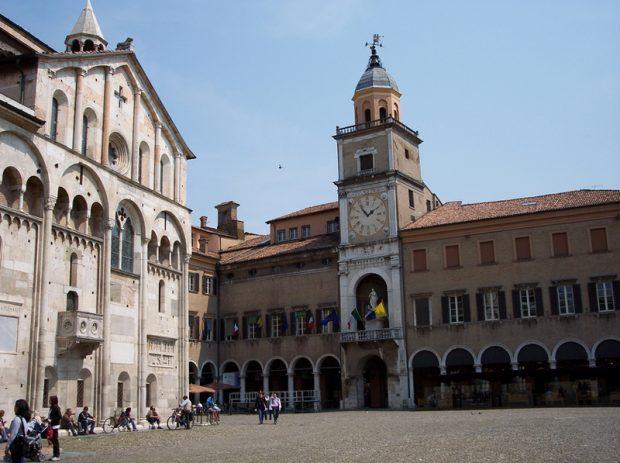 Модена Италия 2