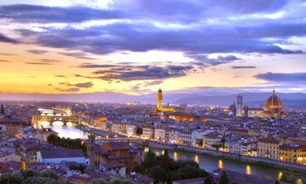 Свадебное путешествие во Флоренцию