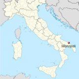 Монополи на карте Италии