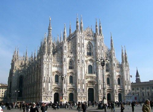 Милан за один день