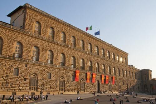 Палаццо Питти во Флоренции