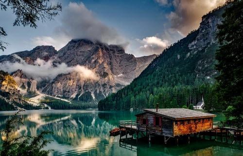 красивые места в Италии