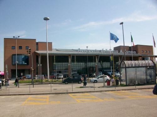 Аэропорт Тревизо