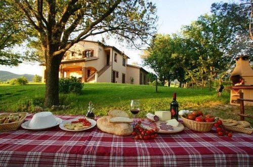 Агротуризм в Италии